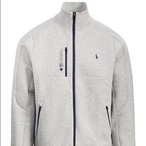 ✨NWT✨ Polo RL double knit jacket